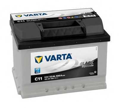 стартов акумулатор  стартов акумулатор VARTA