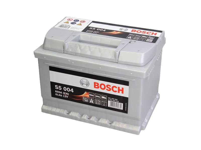 стартов акумулатор  стартов акумулатор S5 BOSCH