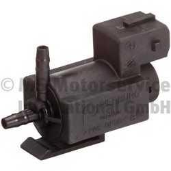 клапан, AGR-управление на отработените газове| превключващ клапан, превкл. клапан (всмук. тръба)| превключващ клапан, окачване на двигателя| клапан, байпас-клапа на компресора PIERBURG