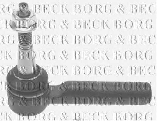 накрайник на напречна кормилна щанга BORG & BECK
