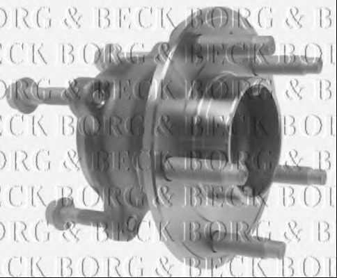 комплект колесен лагер BORG & BECK