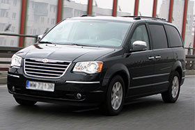 GRAND VOYAGER V (RT)