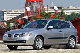 ALMERA I Hatchback (N15)
