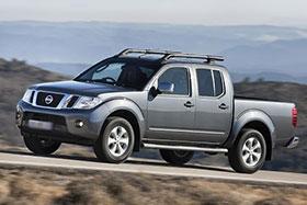 Nissan NAVARA (бордова) платформа/ шаси (D40) 3.0 dCi