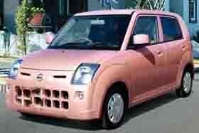 Nissan PINO