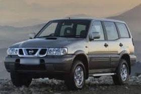 Nissan TERRANO II (R20) 2.4 4WD
