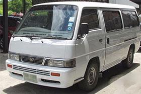 URVAN автобус (E24)