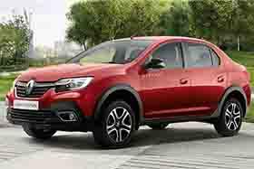 Renault LOGAN/STEPWAY