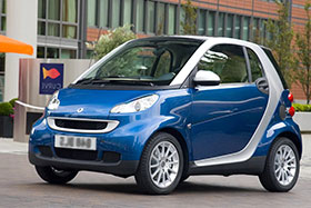 FORTWO купе (451)