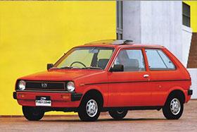 Subaru REX