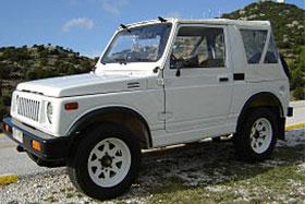 SJ 410 Cabrio