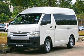 HIACE I Wagon (LH1_, RH1_, LH3_, RH3_, LH2_, RH2_)