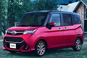 Toyota TANK