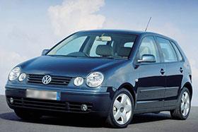Volkswagen POLO Variant (6KV5) 1.9 TDI