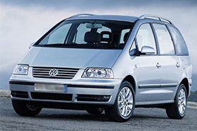 Volkswagen SHARAN (7M8, 7M9, 7M6) 2.0