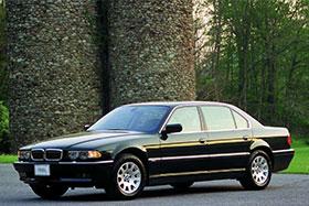 BMW 7 (E38) 725 tds