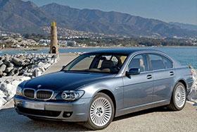 BMW 7 (E65, E66, E67) 745 i,Li