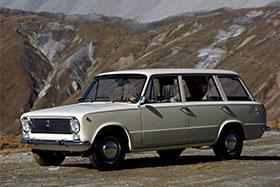 Fiat 124 Familiare 1200