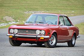 Fiat 124 купе 1800 Sport