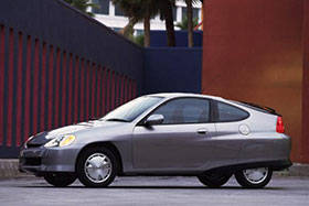 Honda INSIGHT (ZE) 1.0 Hybrid