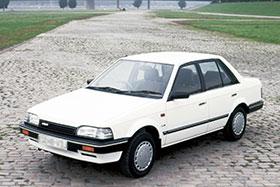 Mazda 323 III (BF) 1.1