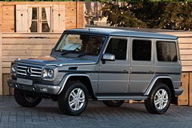Mercedes-Benz G-CLASS (W463) G 350 CDI