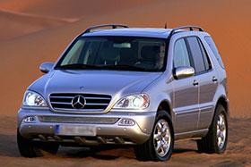 Mercedes-Benz M-CLASS (W163) ML 270 CDI (163.113)