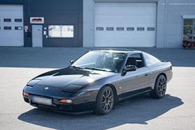Nissan 200 SX (S13) 1.8 Turbo