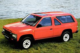 Nissan TERRANO I (WD21) 2.7 TD 4WD