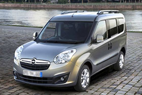 Opel COMBO Tour (X12) 1.6 CDTI