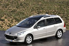 Peugeot 307 SW (3H) 1.4 16V