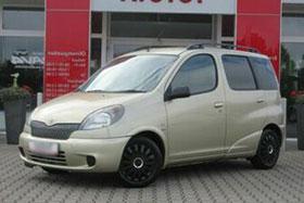 Toyota YARIS VERSO (_NLP2_, _NCP2_) 1.5 (NCP21)