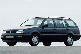 Volkswagen GOLF III Variant (1H5) 1.9 SDI