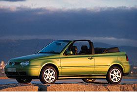 Volkswagen GOLF IV Cabriolet (1E7) 1.9 TDI