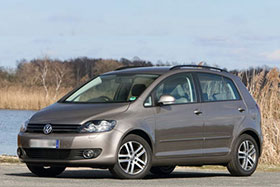 Volkswagen GOLF PLUS (5M1, 521) 1.6 TDI