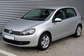 Volkswagen GOLF VI (5K1) 1.6 BiFuel